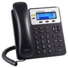 VoIP telefon Grandstream GXP-1620 VoIP telefon, LCD display, 2x SIP, 2x LAN, SRTP, TLS, 3 prog. tlačítka