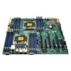 Základní deska Supermicro X10DRi Základní deska, Intel C612, 2x LGA2011-3, 16x DDR4 ECC, 10x SATA3, (PCI-E 3.0/3,3(x16,x8), 2x LAN, IPMI