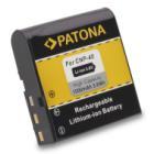Baterie PATONA kompatibilní s Casio NP-40 Baterie, pro fotoaparát, kapacita 1000mAh