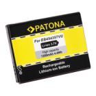 Baterie PATONA kompatibilní se Samsung EB454357VU Baterie, pro mobilní telefon Samsung Galaxy Pocket GT-S5300, Galaxy Pocket Plus GT-S5301, Galaxy Young Y GT-S5360, GT-S5360, GT-S5368, GT-S5369, 1200m