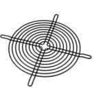Ochranná mřížka Akasa na ventilátor Ochranná mřížka, na ventilátor, 180 mm, černá