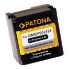 Baterie PATONA pro Garmin VIRB X/XE Baterie, pro videokameru Garmin VIRB X/XE, 980mAh, Li-Pol