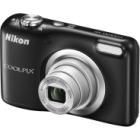 Digitální fotoaparát Nikon Coolpix A10 černý Digitální fotoaparát, kompaktní, 16,1 MPx, 5x zoom, černý