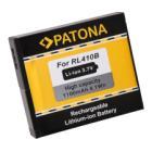 Baterie PATONA PT1245 Baterie, pro kameru Rollei Actioncam 230, 400, 1100 mAh, Li-Ion