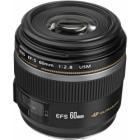 Objektiv Canon EF-S 60 mm f/2,8  Objektiv, EF-S, 60 mm, f/2,8, makro