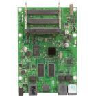 Mikrotik RouterBOARD RB433uL/ 400 MHz/ 64 MB RAM/ 3x miniPCI/ 3x LAN, 1x USB/ RouterOS L4