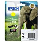 Epson inkoustová náplň/ C13T24344010/ XL/ Žlutá