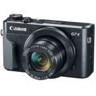 """Digitální fotoaparát Canon PowerShot G7X Mark II Digitální fotoaparát, kompaktní, 20,2 MPx, 4,2 x zoom, 3"""" LCD, Stabilizace, Full HD, Wi-Fi, černý"""