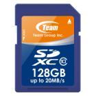 Paměťová karta Team SDXC 128 GB Paměťová karta, 128 GB, SDXC, třída 10