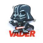 3D LIGHT FX světlo 3D Mini EP7 - Star Wars Darth Vader