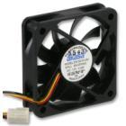 Ventilátor Akasa DFC601512M Ventilátor, 60mm, kuličkové ložisko, 3-pin, životnost až 40000 hodin