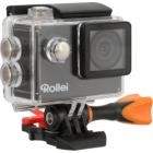 Rollei ActionCam 300 Plus - HD video 720p/30 fps/ 140°/ 40m pzd./ Černá/ CZ + SK menu