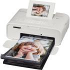 Termosublimační tiskárna CANON SELPHY CP1200 bílá Termosublimační tiskárna, LCD, 10x15, Wi-Fi, čtečka, bílá