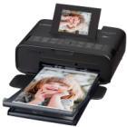 Termosublimační tiskárna CANON SELPHY CP1200 černá Termosublimační tiskárna, LCD, 10x15, Wi-Fi, čtečka, černá