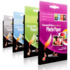 Fotopapír PrintLine Professional RC Glossy A6 Fotopapír, A6, 260gm2, lesklý, 20-pack