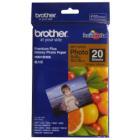Fotopapír Brother BP71GP20 Fotopapír, 20 listů, 10x15cm, Premium Glossy, 260g