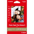 Fotopapír Canon Plus Glossy II PP-201 Fotopapír, 10x15cm, lesklý, 50ks
