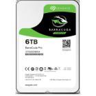 "Pevný disk Seagate BarraCuda Pro 6TB Pevný disk, interní, 6TB, SATA III, 3,5"", 7200 rpm, 256 MB"