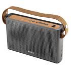 Reproduktor NGS Roller Byron 360 černý Reproduktor, stereo, bezdrátový, Bluetooth, 20W, výdrž až 7 hodin, FM rádio, MP3,  černý