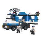 Stavebnice Sluban Policejní výzvědná jednotka Stavebnice, 265 dílků, kompatibilní s LEGO