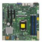 Základní deska Supermicro MBD-X11SSL-F-B Základní deska, Intel C232, 1xLGA1151, DDR4,6xSATA3,PCIe 3.0 (1 x8, 1 x8 (in x16), 1 x4 (in x8)), IPMI (bulk)
