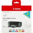 Canon multipack inkoustových náplní PGI-72 MBK/ C/ M/ Y/ R