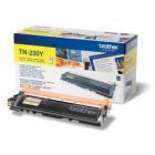 BROTHER tonerová kazeta TN-230Y/ HL-3040/ 3070/ NFC-9010/ 9120/ 9320/ 1400 stránek Žlutý