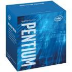 Procesor Intel Pentium G4600 Procesor, 2 jádra, 4 vlákna, 3,6 GHz, 3 MB, LGA1151, 51 W TDP, BOX