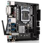 ASRock H270M-ITX/ac / LGA1151 / 2 DDR4 / 32GB / Mini-ITX