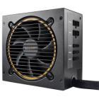 Zdroj Be Quiet! PURE POWER 10 CM 500W Zdroj, ATX, 500 W, aktivní PFC, 120 mm ventilátor, odpojitelné kabely, 80PLUS Silver