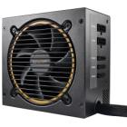 Zdroj Be quiet! PURE POWER 10 CM 400W Zdroj, ATX, 400 W, aktivní PFC, 120 mm ventilátor, odpojitelné kabely, 80PLUS Silver