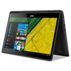 """Notebook Acer Spin 5 (SP513-51-7441) Notebook, 13,3"""" Touch FHD IPS, i7-7500U, 8GB DDR4, 512GB M.2SSD, WiFi, BT, Win 10, černý"""