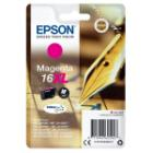 Epson inkoustová náplň/ T1633/ C13T16334012/ Singlepack 16XL DURABrite Ultra Ink/ Magenta