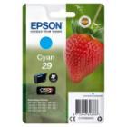Epson inkoustová náplň/ T2982/ Singlepack 29 Claria Home Ink/ Modrá