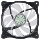 AKASA LED ventilátor Vegas 7 / 120mm / výška 25mm/ 3pin PWM/ 7 barev podsvícení