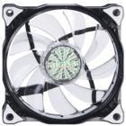 AKASA LED ventilátor Vegas / 120mm / výška 25mm/ 3pin PWM/ bílý