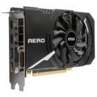 MSI GeForce GTX 1060 AERO ITX 3G OC / PCI-E / 3072MB GDDR5 / 2x HDMI / DL DVI-D / 2x DP / active
