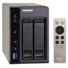 """Síťové úložiště NAS QNAP TS-253A-8G Síťové úložiště NAS, 2x 2,5""""/3,5"""" SATA III, quad-core 1,6GHz, 8GB RAM, 2x LAN, 4x USB 3.0, 2x HDMI"""