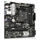 Základní deska ASRock A320M Základní deska, AMD A320, AM4, 2x DDR4 (max. 32GB), 1x M.2, mATX