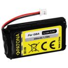 Baterie PATONA pro Nintendo GBA 450 mAh Baterie, pro herní konzoli Nintendo GBA, 450mAh, Li-Ion, 3,7V