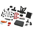 Sada příslušenství Rollei XL pro outdoor Sada příslušenství, 47 ks, pro kamery ROLLEI a GoPro