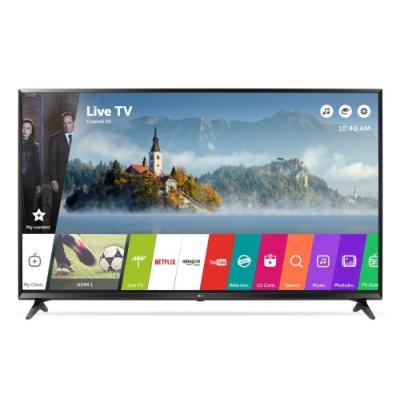 """LED televize LG 49UJ6307 49"""" LED televize, 49"""", 4K UltraHD, DVB-S2,T2,C, H.265, HEVC, 3xHDMI, 2x USB, LAN, Wi-Fi, BT, Energ. tř. A"""