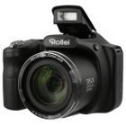 "Digitální fotoaparát Rollei Powerflex 350 WiFi Digitální fotoaparát, kompaktní, 16 MPix, 35x zoom, stabilizace, 3"" LCD, Full HD, černý"