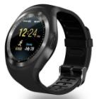 """Chytré hodinky IMMAX SW4 černé Chytré hodinky, 1.22"""" LCD,MT6261D, 32 MB RAM, 32 MB interní paměť, nano SIM, Bluetooth, česká lokalizace, černé"""