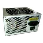 Zdroj Crono P350N/Gen2 Zdroj, ATX, 350 W, bez PFC, 120 mm ventilátor, 2x SATA, druhá generace, retail balení, stříbrný