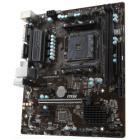 Základní deska MSI A320M PRO-VD PLUS Základní deska, AMD A320, AM4, 2x DDR4, mATX