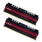 Operační paměť Team Delta White DDR4 16GB 2400MHz Operační paměť, DDR4, 16 GB (2x 8 GB kit), 2400 MHz, CL15, 1,2V
