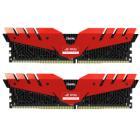 TEAM RAM DDR4 16GB (8GBx2) / 3000MHz / T-FORCE Dark ROG red series / CL16-18-18-38 / 1,35V/ Samsung