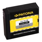 Baterie PATONA kompatibilní s SJCAM SJ7 Star Baterie, pro videokameru, 910 mAh, Li-Ion, kompatibilní s SJCAM SJ7 Star