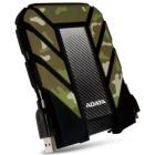 """ADATA HD710M 1TB HDD / Externí / 2,5"""" / USB 3.0 / design kamufláž"""